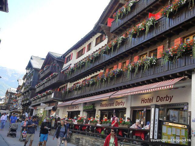 贅沢・旅遊・小確幸: 瑞士 Switzerland・策馬特 Zermatt ・Hotel Mirabeau Zermatt...