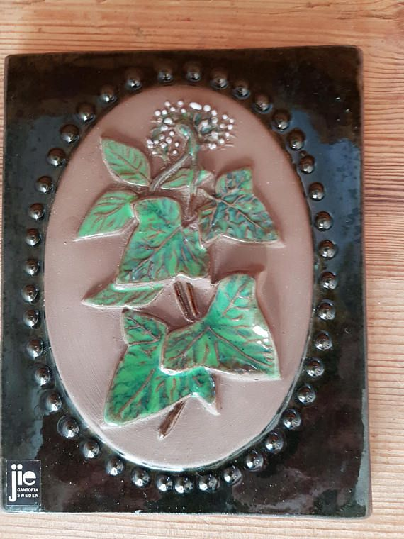Check out this item in my Etsy shop https://www.etsy.com/se-en/listing/539299261/lovely-hedera-helix-jie-wall-plaque-in