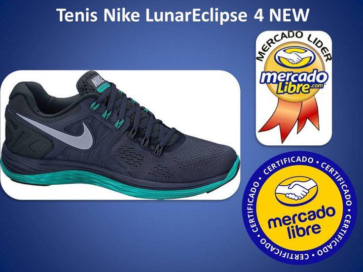 Deportivos Fair Play: Tenis Nike Lunar Eclipse 5 Running New
