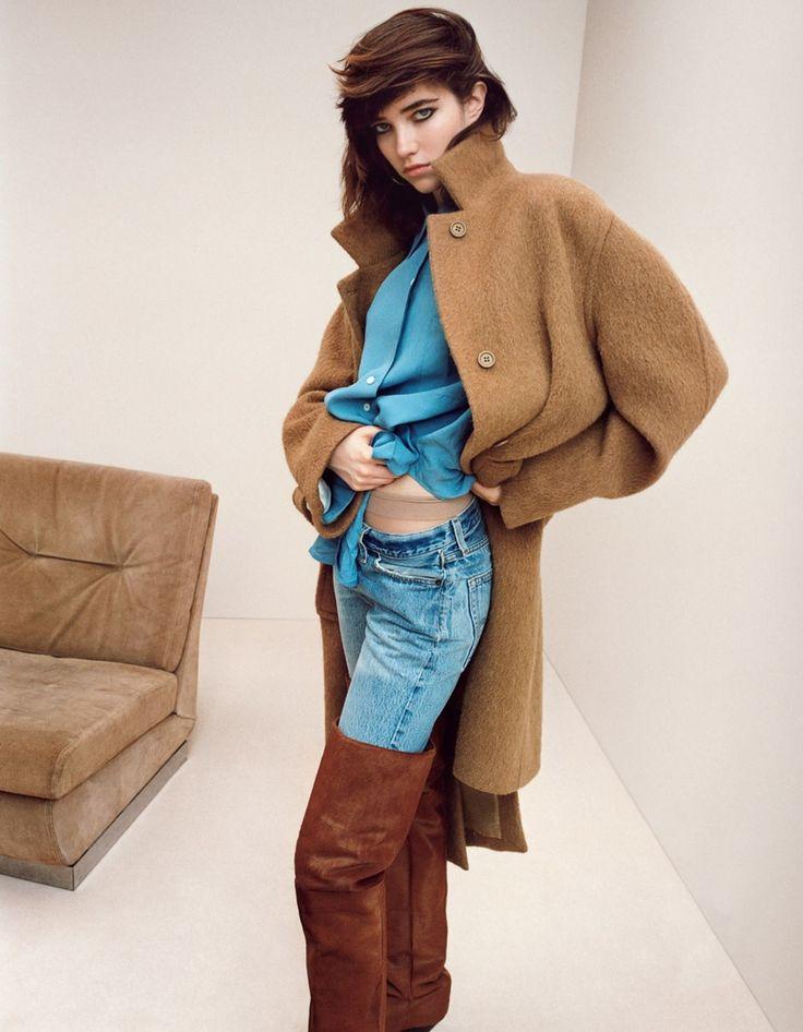 latest Vogue Japon Juin 2017 Grace Hartzel par Angelo Pennetta