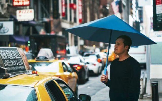 SA umbrella! Un ombrello di design dal futuro! Guardate qui... #cool #coolsquare #design #ombrello