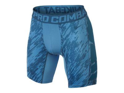 Nike Pro Combat Hypercool Compression Digital Rain Men's Shorts - $45