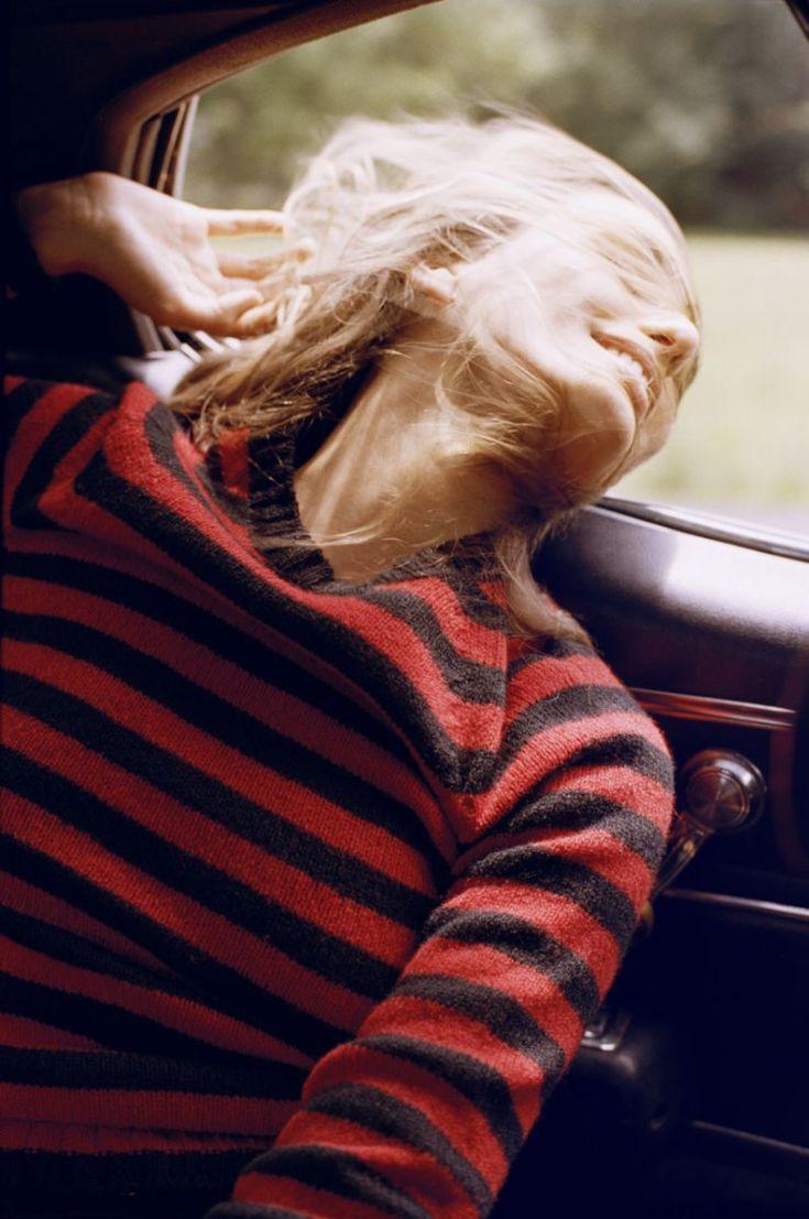 Andreea Diaconu by Dan Martensen for Telegraph Fashion Sep 2015