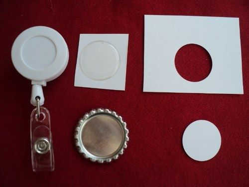 diy retractable id badge reel kit