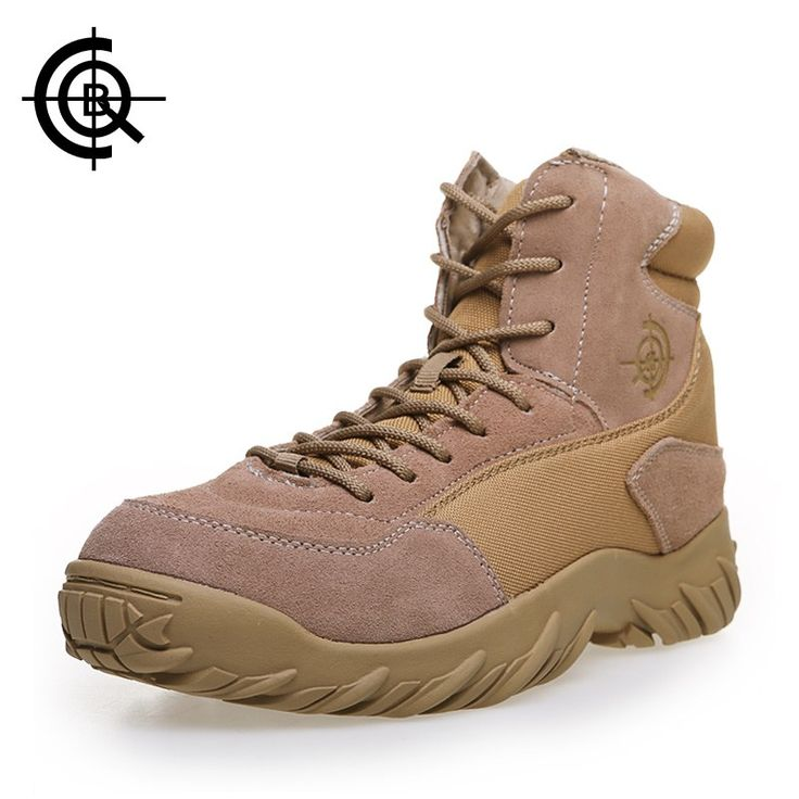 Military Boots Delta Tactical Desert Combat Boots Outdoor Hiking TrekkingClimbing Shoes //Price: $95.99 & FREE Shipping //     #knife #army #gear #freedom #knifecommunity #airsoft