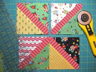 Charm Pack Quilt Tutorial