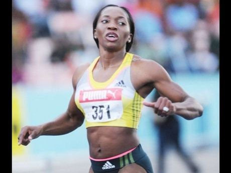 Jamaican runner Novlene Williams-Mills competed in the IAAF World Championships 400 meters race, having battled breast cancer for over a year.