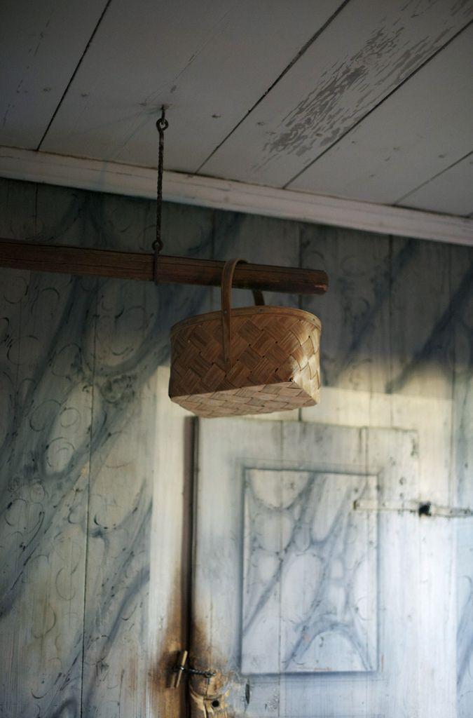 Ekshäradsgården, Skansen | Hanging Basket ...
