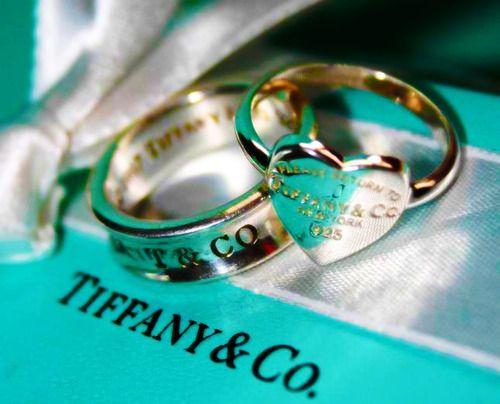 tiffany & co. rings.
