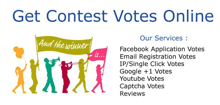 Get Contest Votes Online.Buy Online Votes from different USA IP Address Bulk Votes Available. Different Country IP address available. www.getcontestvot... #buyonlinevotes #buycontestvotes #buyfacebookvotes #getonlinevotes #getcontestvotes #buyvotesforonlinecontest #buyipvotes #getbulkvotes