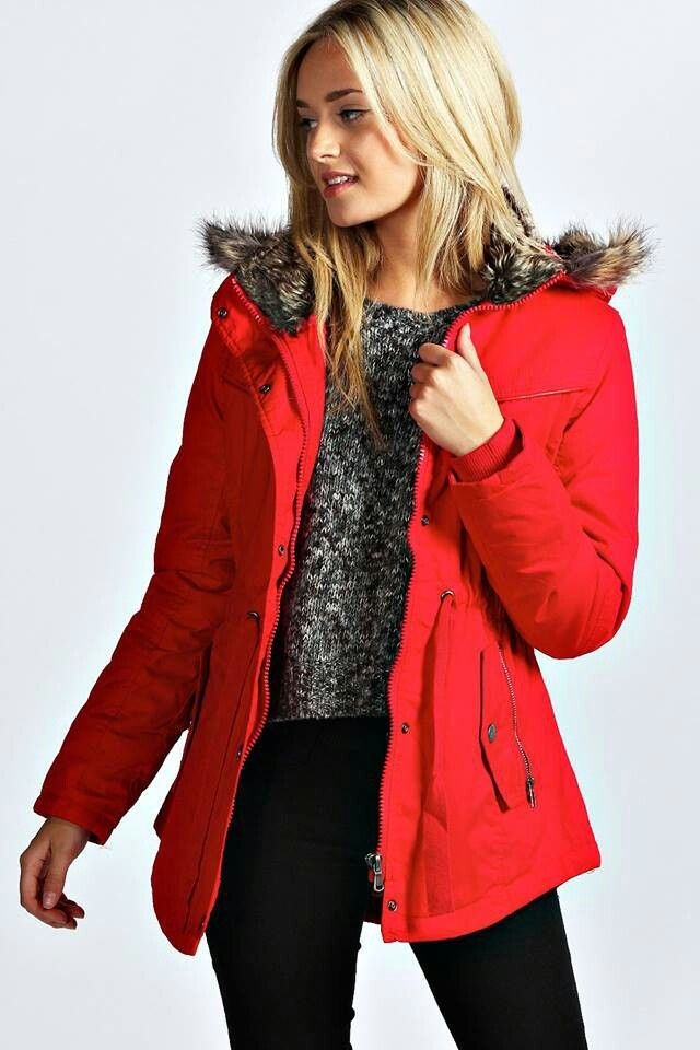 1000  images about Winters coming on Pinterest | Coats Faux fur