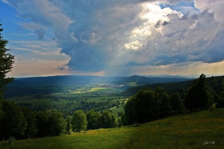 Harghita county.Romania