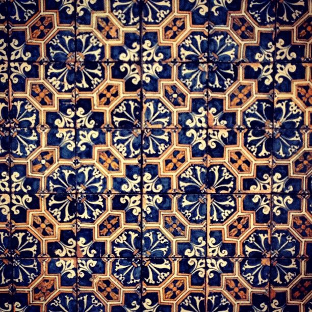 Museu Nacional do Azulejo in Lisboa