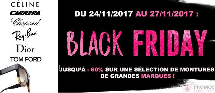 Ce week-end chez Promos Lunettes profitez de remise allant jusqu'à -60% à l'occasion du Black Friday ! Pour les découvrir rendez-vous sur www.promoslunettes.com 😎 • • • • • #blackfriday #celineshadow #lunettesdesoleil #lunettesdesoleilceline #lunette #lunettedesoleil #glasses #friday #friyay #fashion #moda #style #celine #chopard #rayban #dior #tomford #carrera #promotions #paris #promoslunettes #promoglasses
