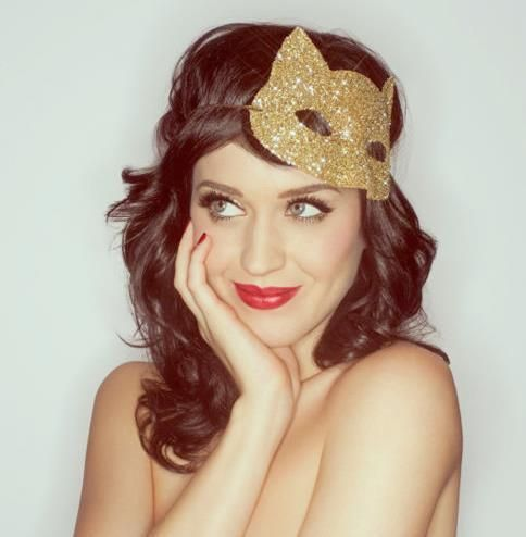 One of my favorite pictures of Katy Perry :) I've really grown to love her especially after seeing her movie!