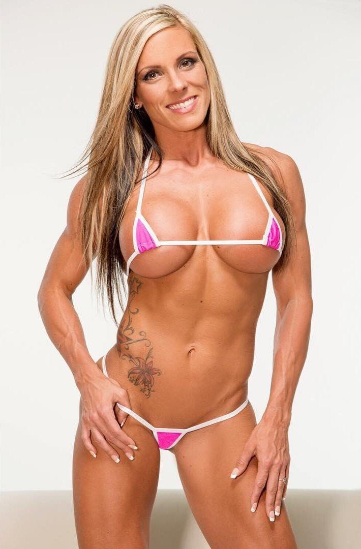fitness woman nude gallerie