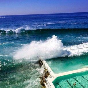 Instagram photo by basicgoodnessbrand - Sunday therapy✌️ #bondi #surf #basicgoodnessbrand