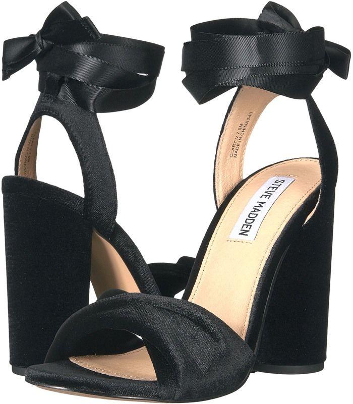 Steve Madden's 'Clary' Ankle Wrap Dress Sandals