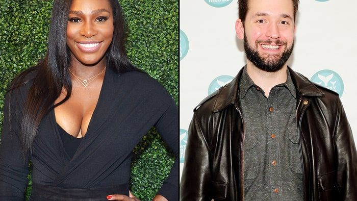 Serena Williams Is Dating Alexis Ohanian, the Co-Founder of Reddit - Us Weekly