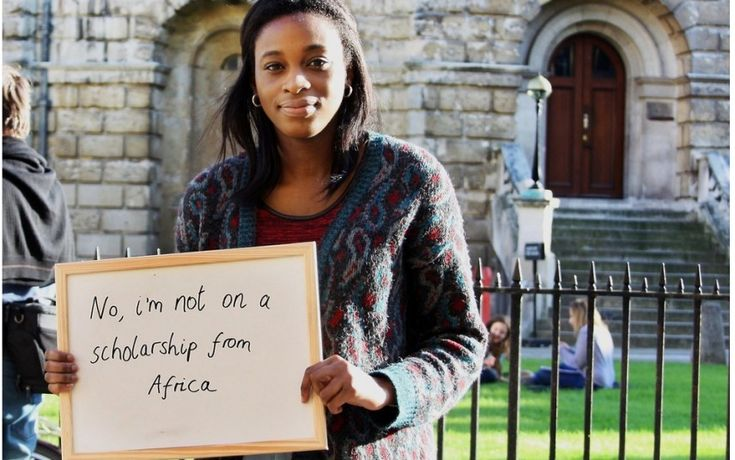 When Oxford University students of colour begun a campaign highlighting the   prejudice and racism they'd faced, it didn't take long before a counter   campaign was launched, defending the university. Ava Vidal, a black British   comedian, asks why mainstream culture is typically so quick to try and   silence the voices and experiences of some ethnic minorities