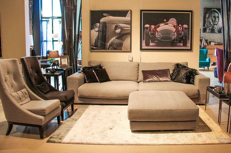 Landhaus Sessel, Landhaus Sofa