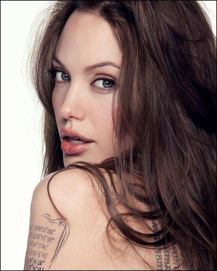 25 Interessant Und Schon Frisuren Von Angelina Jolie Trend Bob Frisuren 2019 Angelina Jolie Hair Beauty Angelina Jolie