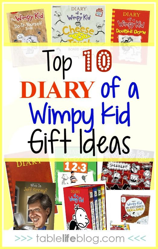 17 best images about gifts on pinterest reading for Diary of a wimpy kid crafts