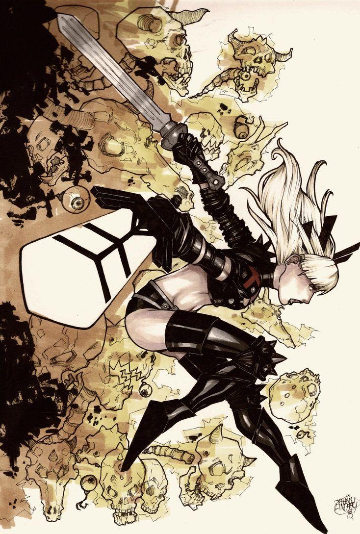 Magik by Jahnoy Lindsay...um gorgeous!