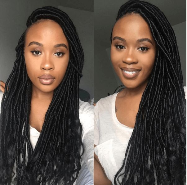 ... STYLES on Pinterest Dreads, Protective styles and Extensions