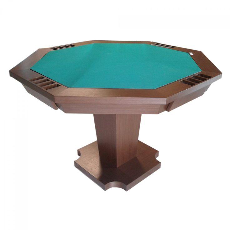 Mesa de Carteado e Poker Oitavada - Cód. 6203