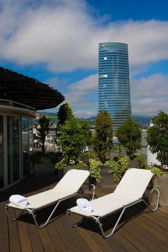 Mejores 41 im genes de terrazas silken en pinterest - Restaurante hotel domine bilbao ...