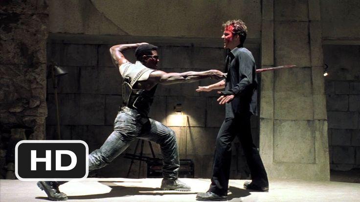 Blade (2/3) Movie CLIP - Blade vs. Frost (1998) HD