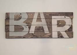 sign made from pallet - Google Search