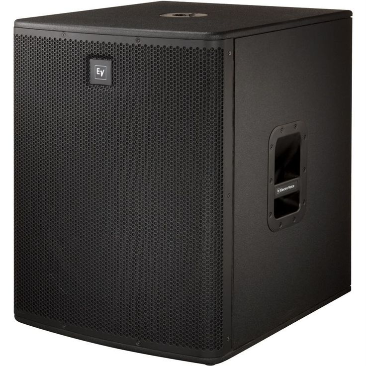 Electro Voice ELX118 Pro Audio Speaker....Future purchase
