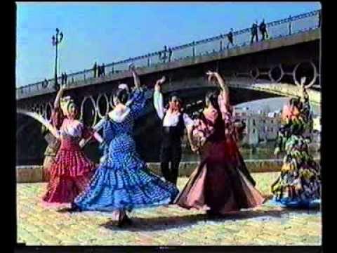 Sevillanas Paso a Paso de Matilde Coral  www flamencodonkey com