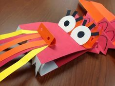 art lesson chinese new year paper dragon chain | Mums make lists ...: Chinese New Year Crafts for Kids