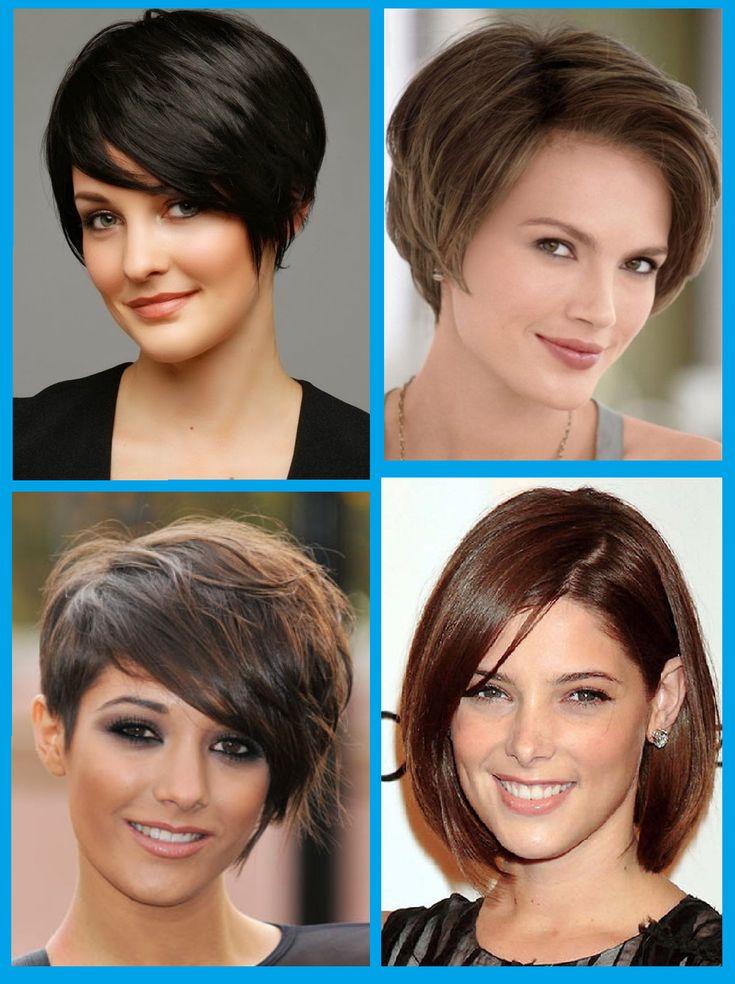 Trendy Frisuren Frauen Kurz Ovales Gesicht