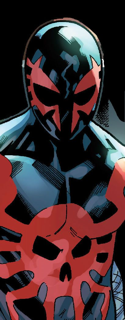 Spider-Man 2099 by Olivier Coipel