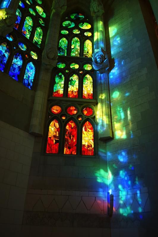 61 Best Magnificent Stained Glass Windows Images On