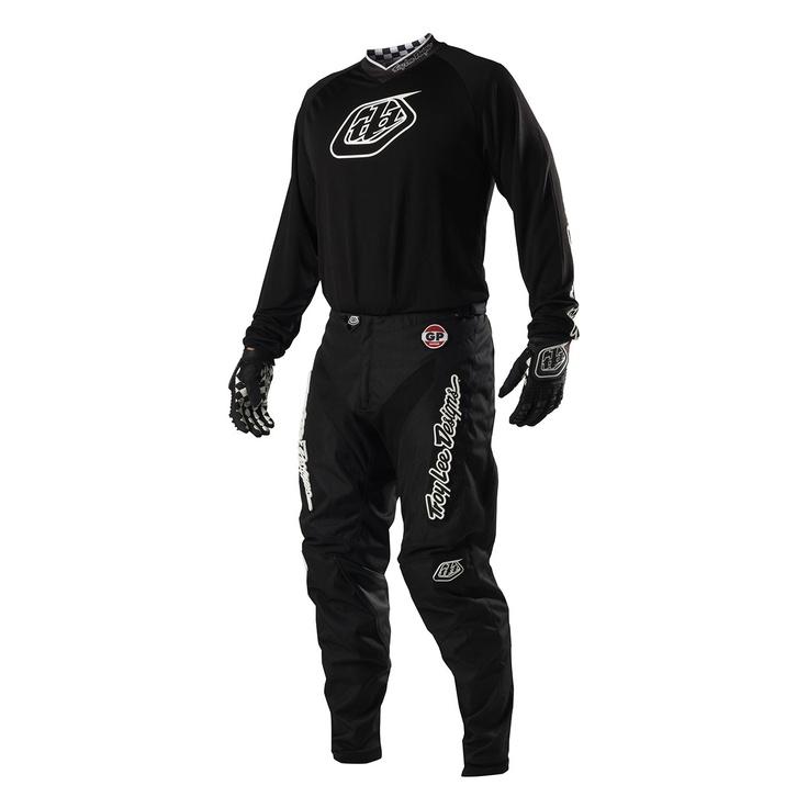 2013 Troy Lee Gp Motocross Kit Combo - Midnight - 2013 Troy Lee Motocross Kit Combos - 2013 Troy Lee Motocross Kits - 2013