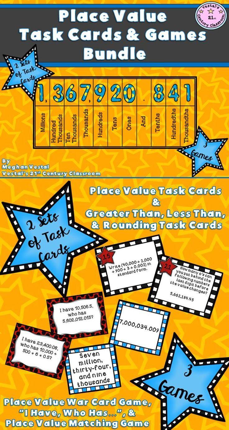 Best 25 thousandths place ideas on pinterest decimal value place value centers falaconquin