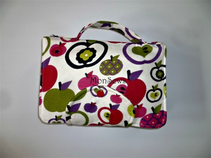 Tidy Travel Tote Nappy Wallet