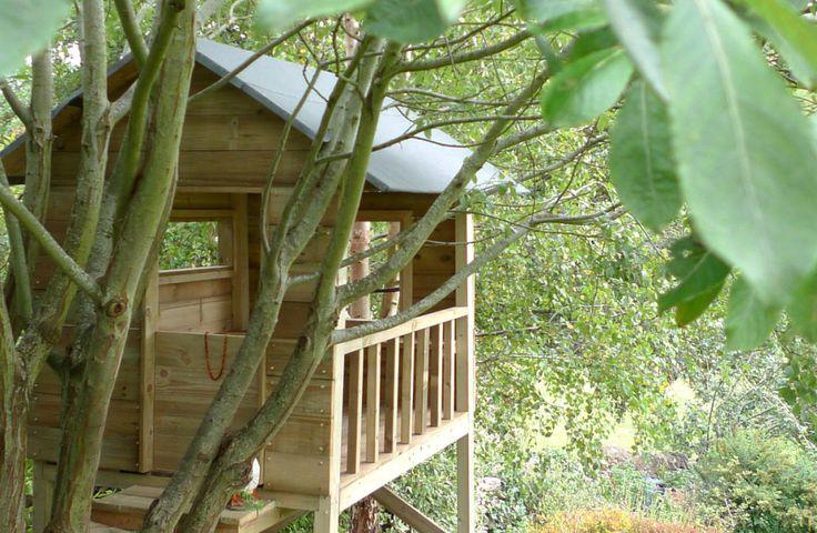 Treehouse : Rustieke tuinen van wayne maxwell