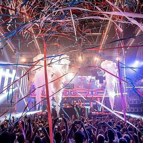 Party at the World's Largest Nightclub (Privilege) in Ibiza