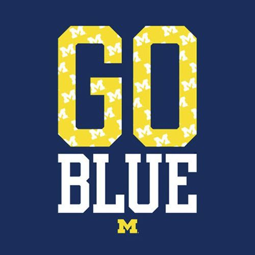 Image result for maize and blue wallpaper ladies