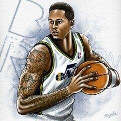 Utah Jazz | Brandon Rush
