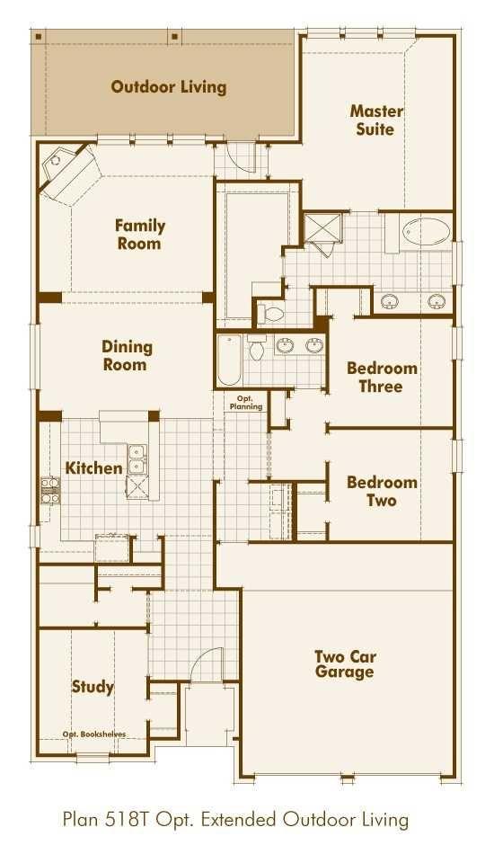 37 best Highland Homes 518T images on Pinterest | Highlands ...