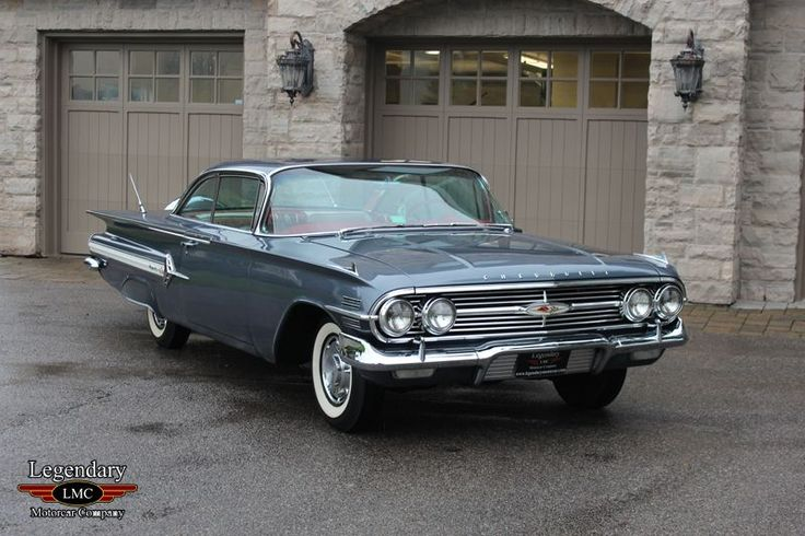 1960 chevrolet impala sport coupe for sale all collector cars chevy muscle pinterest. Black Bedroom Furniture Sets. Home Design Ideas