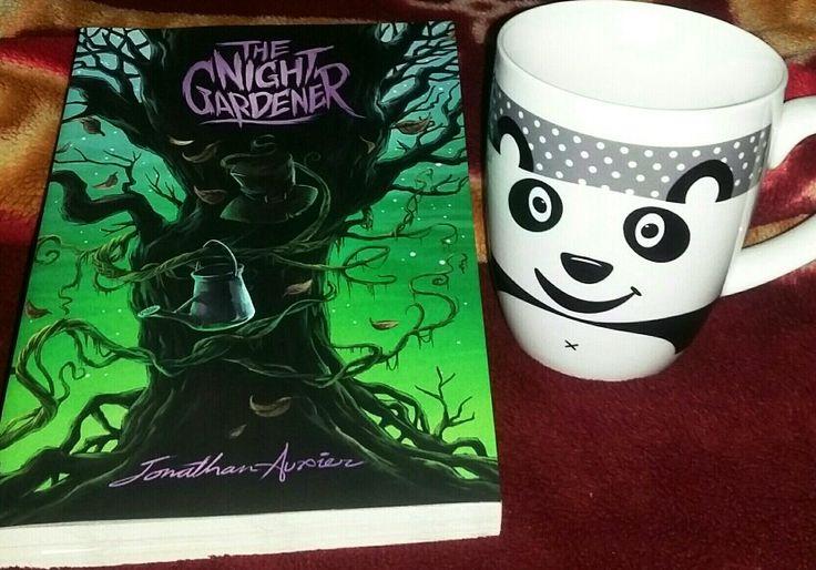 The Night Gardener. Jonathan Auxier.