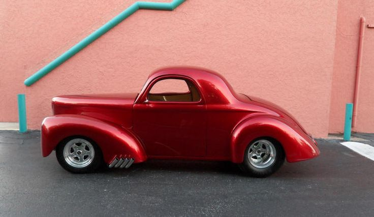 1941 Willys Coupe Pro Street Rod for Sale From P.J.'s Auto World ...